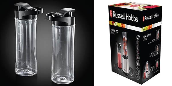 Russell Hobbs 23470-56 Mix & Go minibatidora smoothies para llevar