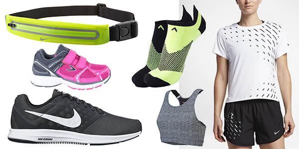 selección productos runners regalo cupón descuento primeras marcas