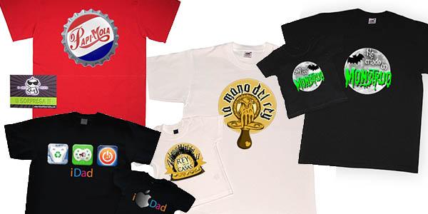 set regalo camisetas papá bebé ideal regalo día padre precio brutal