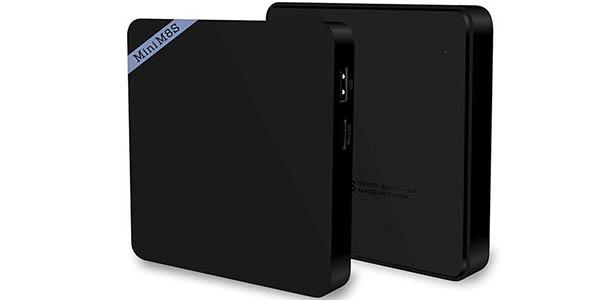 Smart TV Box Mini M8S II barato