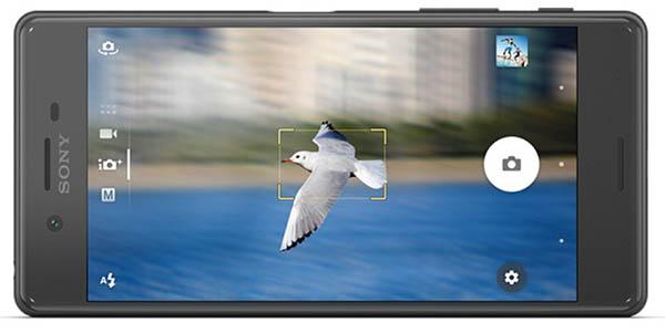 Smartphone Sony Xperia XA Ultra con cámara Sony
