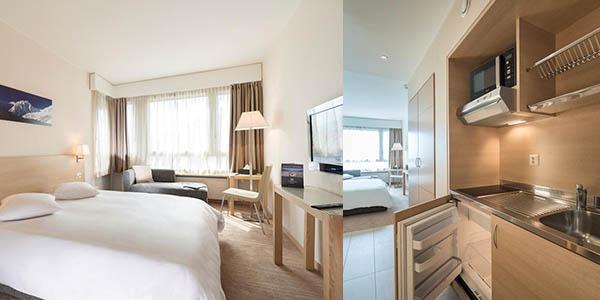 Starling residence Genève Apartamentos ginebra relación calidad-precio brutal