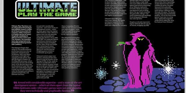 Sinclair ZX Spectrum A Visual Compendium en Amazon