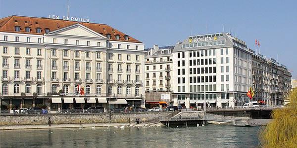 vuelo hotel Ginebra barato