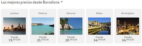 vuelos baratos barcelona vueling marzo 2017