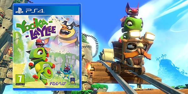 Yooka-Laylee para PS4 y Xbox One