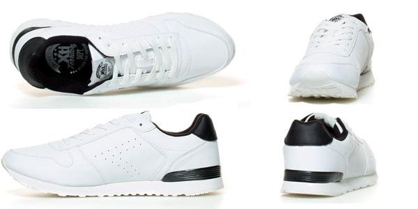 Zapatillas deportivas Xti para hombre blancas y negras en Esdemarca eBay