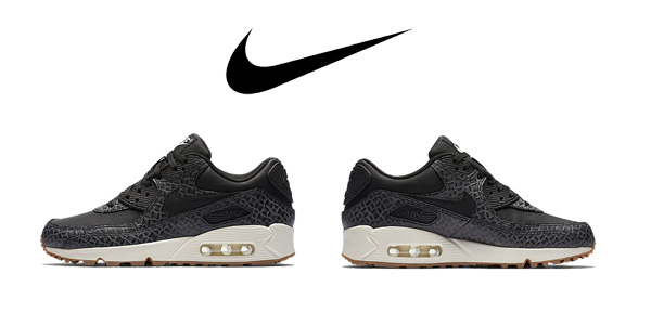 Zapatillas deportivas para mujer Nike Air Max 90 Premium baratas