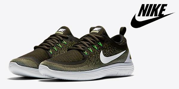 Zapatillas Nike Free Rn Distance 2 para hombre rebajadas con cupón de descuento