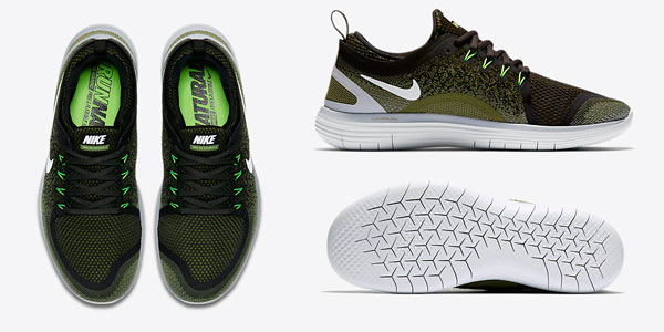 Zapatillas Nike Free Rn Distance 2 para hombre al mejor precio con cuppón EXTRA20