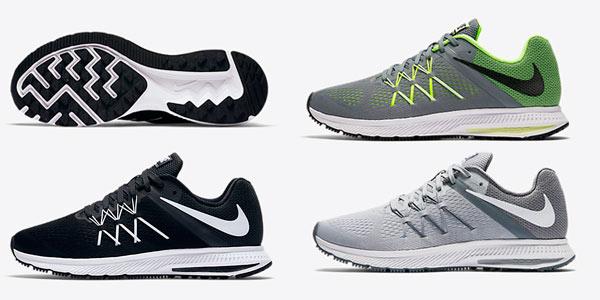 Zapatillas Nike Zoom WinFlo 3 para hombre al mejor precio en la web de Nike