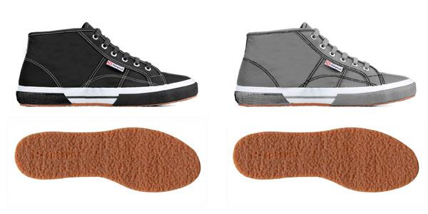Zapatillas Superga unisex media caña rebajadas en eBay