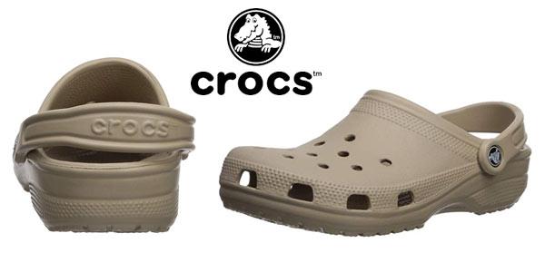 Zuecos Crocs Classic Unisex baratos en Amazon