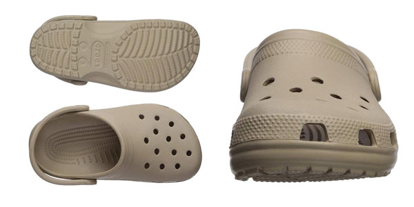 Zuecos Crocs Classic Unisex en oferta en Amazon