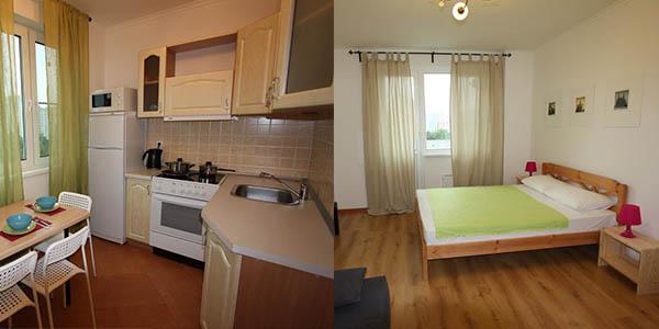 apartamento barato Moscú