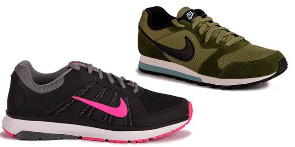 bambas running Nike hombre mujer niños rebajadas