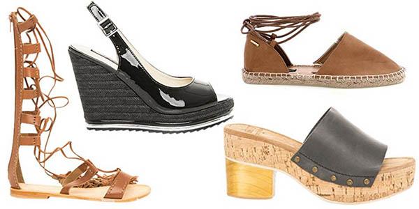 bolsos sandalias mujer mustang precios brutales