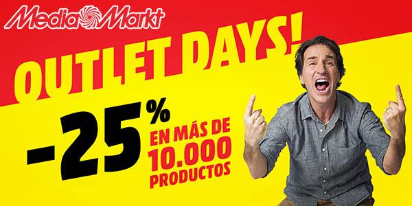 Catálogo Outlet Days Media Markt