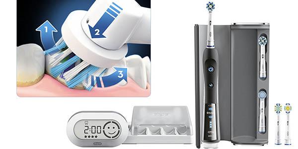 cepillo eléctrico braun oral-b pro 7000