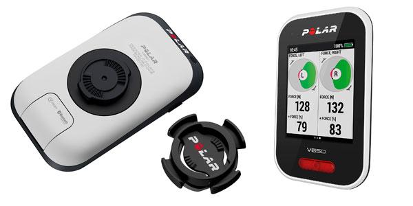 Ciclocomputador Polar V650 con GPS en Oferta Flash en Amazon