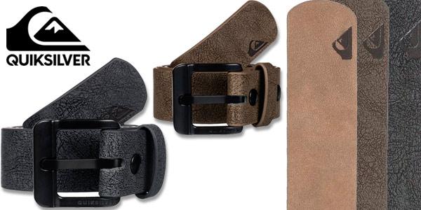 Oferta cinturón Quiksilver Main Street hombre rebajado en eBay