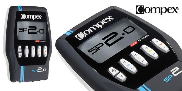 Electroestimulador Compex SP 2.0 barato en Amazon