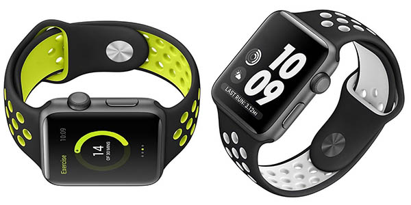 Correa Ontube tipo Nike para Apple Watch