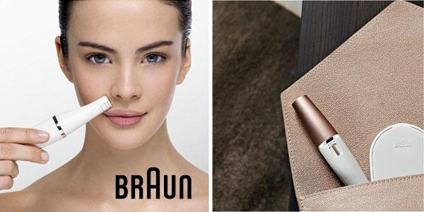 Sistema de depilación facial Braun FaceSpa 851V barato en Amazon