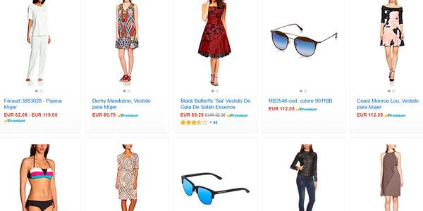 Descuentos en Amazon Moda para mujer con código SHOPMODA