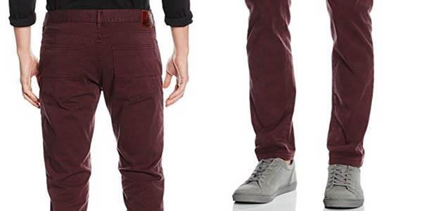 dockers five pockets pantalones casual hombre