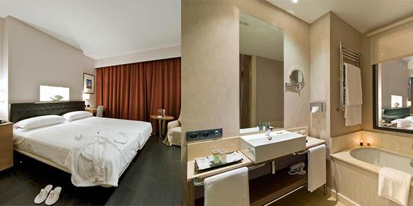 fin de semana hotel pareja spa
