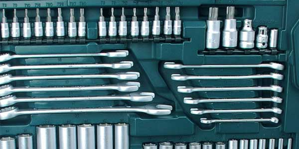 Maletín de herramientas de acero Mannesmann con recubrimiento cromo vanadio 215 piezas barato en eBay