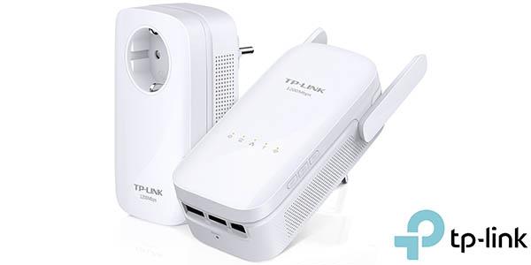 Kit extensor de red PLC TP-Link TL-WPA8630