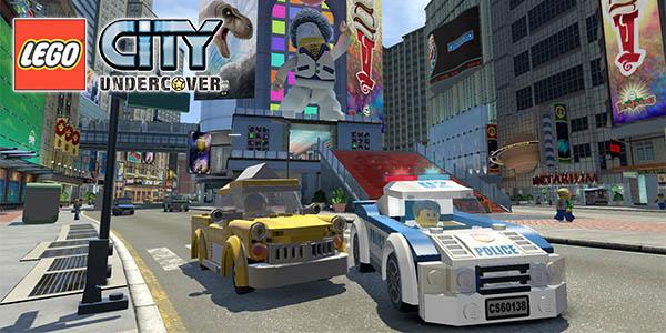 LEGO City Undercover para Steam
