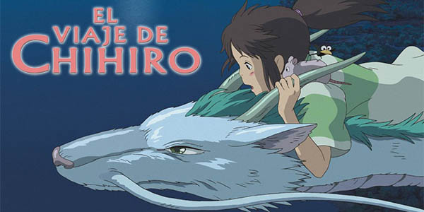 Libro de arte de El viaje de Chihiro