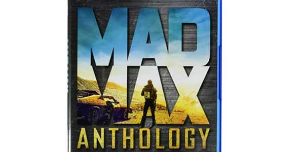 Antología Mad Max 4 películas en Blu-Ray barato en Amazon España