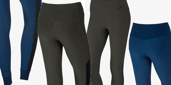 mallas entrenamiento Nike Power Legend largas mujer
