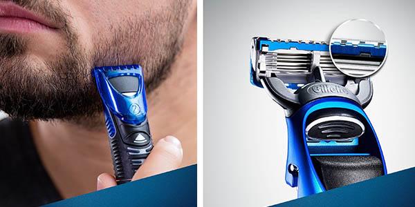 Pack Braun Gillette Fusion ProGlide Styler + gel afeitado Fusion barato