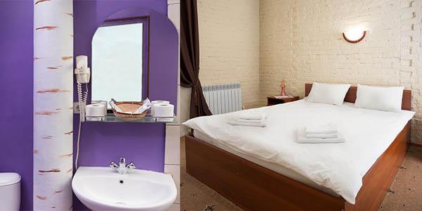 Matreshka hotel Moscú
