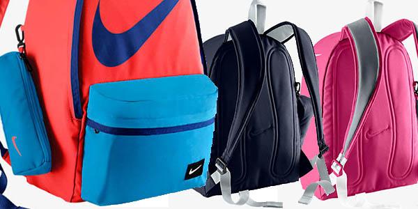 mochila cómoda Nike Halfday colores barata