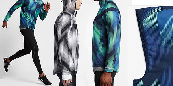 nike impossibly light chaqueta impermeable plegable