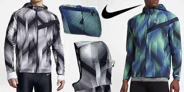 Nike Impossibly Light chaqueta running hombre cupón EXTRA20