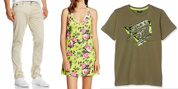 ofertas ropa guess primavera 2007 amazon