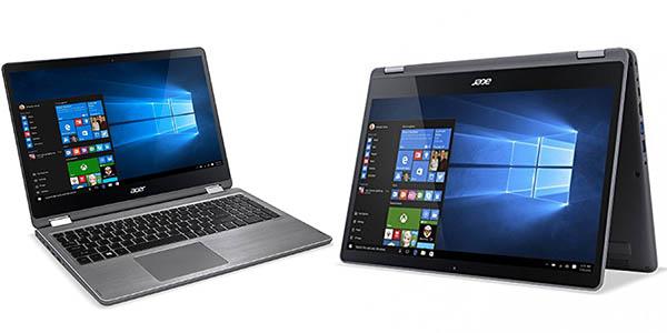 "Portátil Convertible Acer Aspire R15-571T de 15.6"" Full HD"