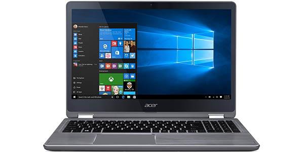 Acer Aspire R15-571T de 15,6″ FullHD convertible