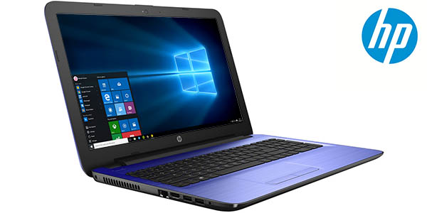 Portátil HP 15,6'' 15-ay010ns Intel Core i3-5005U