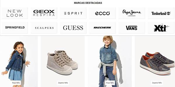 primeras marcas rebajadas moda amazon