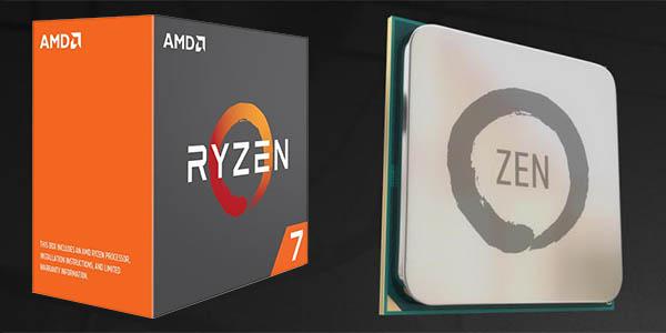 AMD RYZEN 7 1700X barato