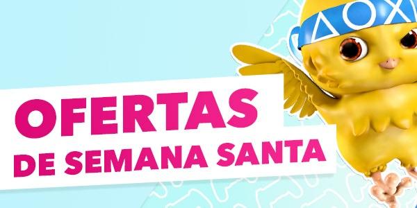 PS Store Ofertas Semana Santa 2017