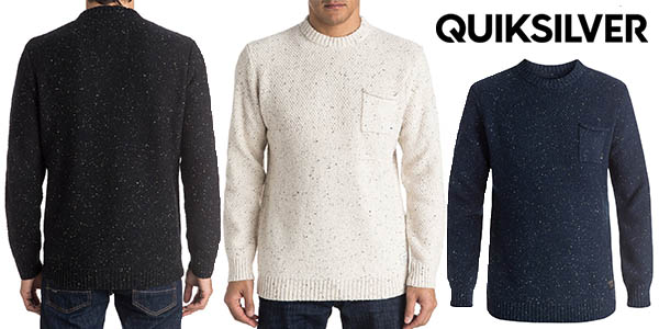 quiksilver newchester jersey hombre barato